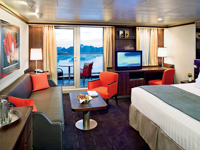 Signature-Suite der MS Eurodam