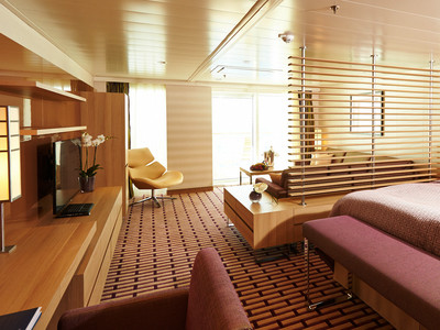 Spa Suite der MS Europa 2