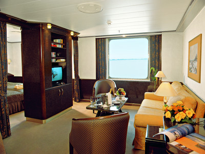 Suite der MS Hamburg