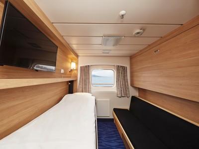 Kabinen der ms kong harald kabinenaustattung guide for Badezimmer 11qm
