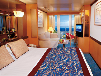 Vista Suite der MS Maasdam