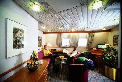 Suite der MS Nordkapp