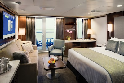 Signature Suite der MS Oosterdam