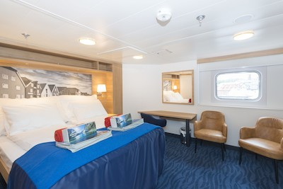 Suite der MS Polarlys