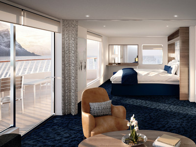 Expedition Suite der MS Spitsbergen