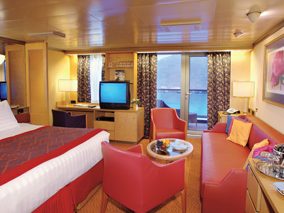 Signature Suite der MS Zuiderdam