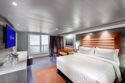 MSC Yacht Club Royal Suite der MSC Meraviglia