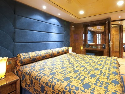 Royal-Suite der MSC Splendida