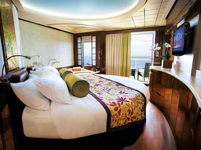 The Haven Spa Suite der Norwegian Epic