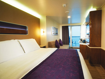 Mini Suite der Norwegian Getaway - Kabinenfoto Suite