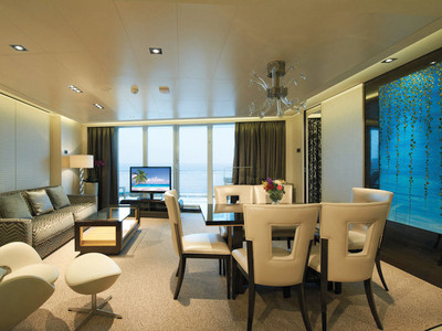 Norwegian Getaway - The Haven Deluxe Owner's Suite  - Kabinenfoto Suite