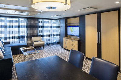 Ovation of the Seas - Owners Suite  - Kabinenfoto Suite