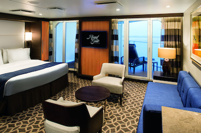 Quantum of the Seas - Family Junior Suite  - Kabinenfoto Suite