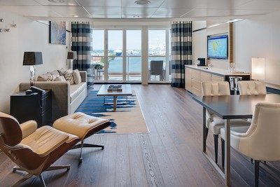 Quantum of the Seas - Grand Loft Suite  - Kabinenfoto Suite
