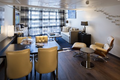 Quantum of the Seas - Sky Loft Suite  - Kabinenfoto Suite