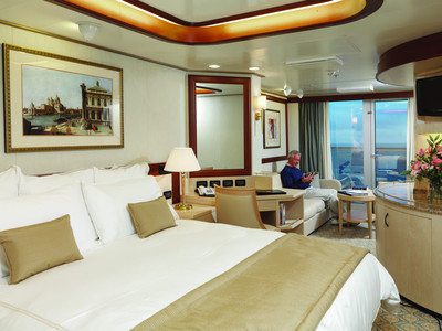 Princess Suite der Queen Elizabeth