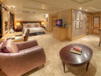 Queen Mary 2 - Penthouse  - Kabinenfoto Suite