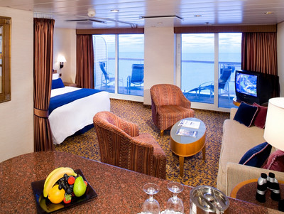 Grand Suite der Radiance of the Seas - Kabinenfoto Suite