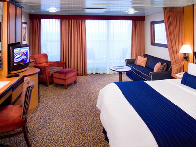 Radiance of the Seas - Junior-Suite  - Kabinenfoto Suite
