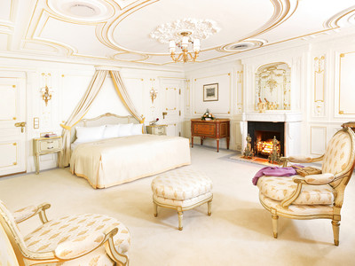 Luxus Suite der Sea Cloud - Kabinenfoto Suite