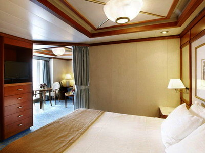 Suite der Sea Princess