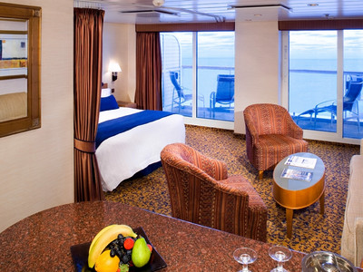 Grand Suite der Serenade of the Seas - Kabinenfoto Suite