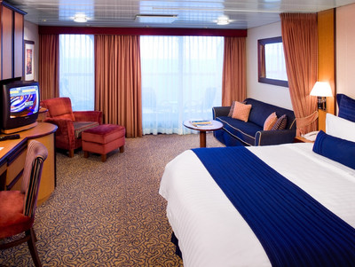 Serenade of the Seas - Junior-Suite  - Kabinenfoto Suite