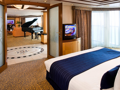Royal Suite der Serenade of the Seas
