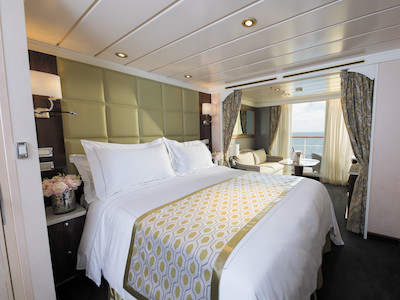 Concierge Suite der Seven Seas Mariner - Kabinenfoto Suite