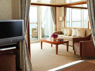 Seven Seas Mariner - Horizon View Suite  - Kabinenfoto Suite