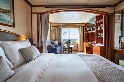 Vista Suite der Silver Wind