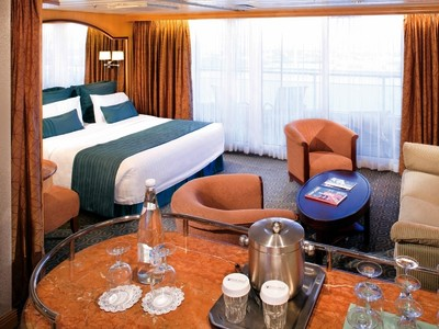 Beispielfoto Grand Suite der Splendour of the Seas - Kabinenfoto Suite