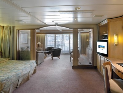 Splendour of the Seas - Owner Suite  - Kabinenfoto Suite