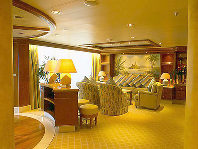 Star Princess - Grand-Suite  - Kabinenfoto Suite
