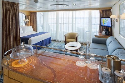 Grand Suite der Vision of the Seas - Kabinenfoto Suite