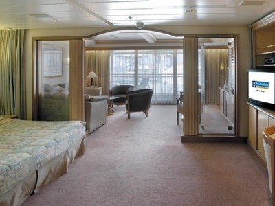 Beispielfoto Owner Suite der Vision of the Seas - Kabinenfoto Suite