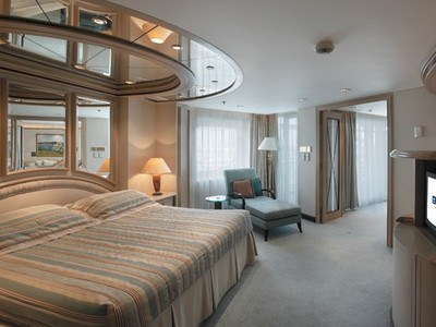 Vision of the Seas - Royal Suite  - Kabinenfoto Suite