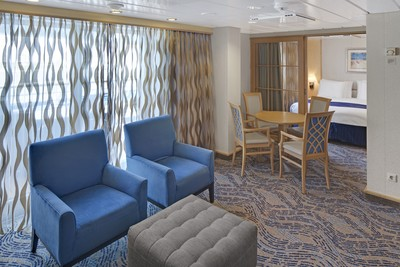 Voyager of the Seas - Royal Family Suite  - Kabinenfoto Suite