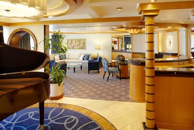 Voyager of the Seas - Royal Suite  - Kabinenfoto Suite