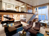 Allure of the Seas - Royal Loft Suite