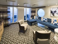 Anthem of the Seas - Royal Family Suite