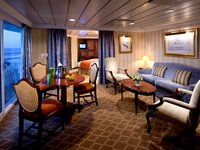 Azamara Journey - Club World Owner´s Suite