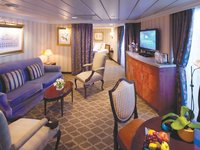 Azamara Quest - Club Ocean Suite