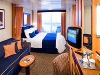 Brilliance of the Seas - Deluxe-Balkonkabine