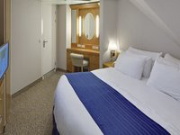 Brilliance of the Seas - 2-Zimmer-Suite - Schlafzimmer