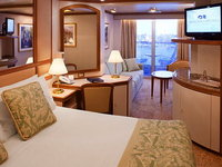 Caribbean Princess - Mini-Suite