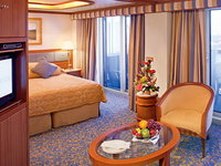 Caribbean Princess - Suite