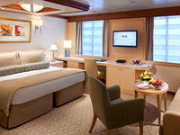 Caribbean Princess - Window-Suite