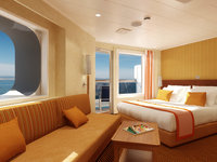 Carnival Breeze - Junior Suite