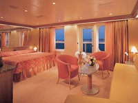 Carnival Conquest - Captain´s Suite